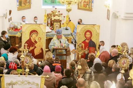 У Тернополі на вулиці Текстильній освятили новий греко-католицький храм (ФОТО)
