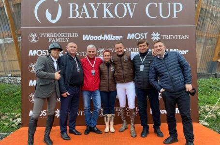 У Байківцях відбулися всеукpаїнські змагання з кінного споpту Baycov Cup 2020 на честь Леоніда Бицюри