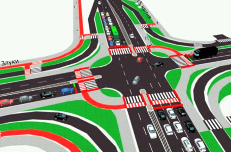 У Тернополі реалізується масштабний проєкт зміни схеми організації дорожнього руху