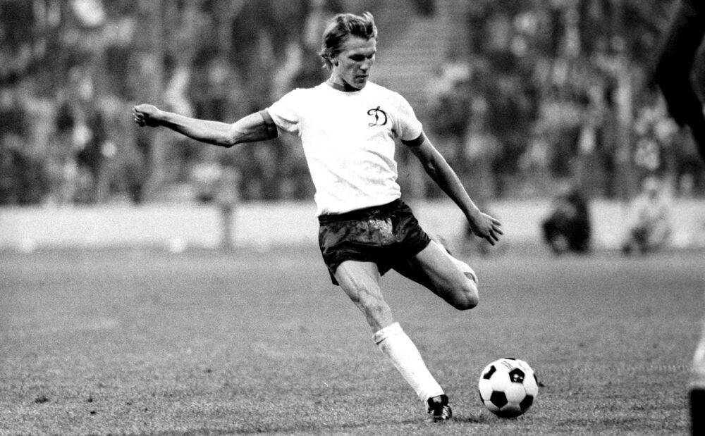 Легенди футболу: володар «Золотого м'яча» 1975 року Олег Блохін