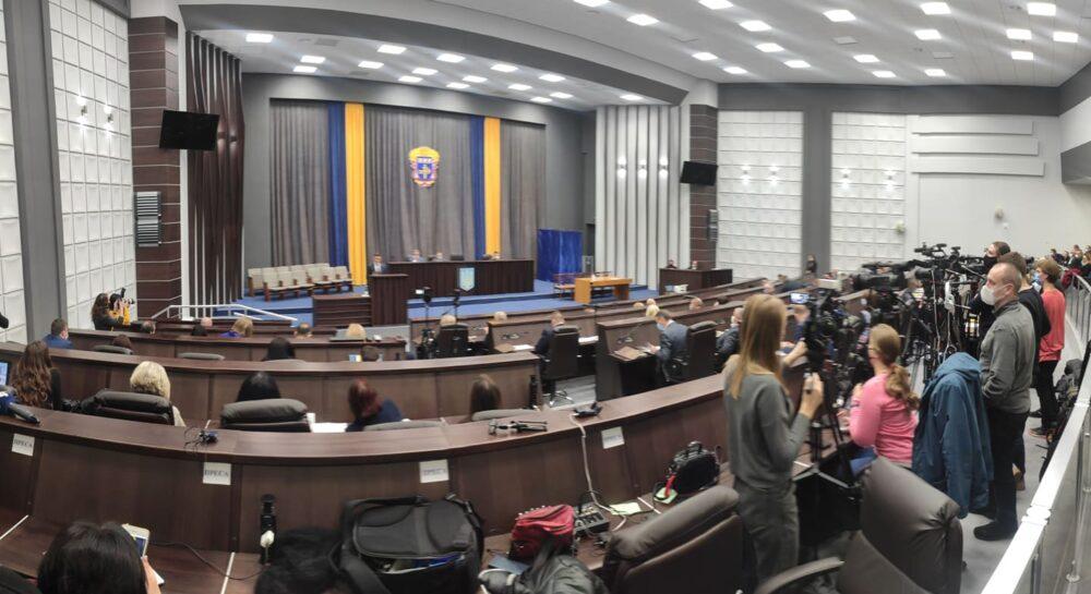 На посаду голови Тернопільської облради висунули лише одного кандидата – Михайла Головка