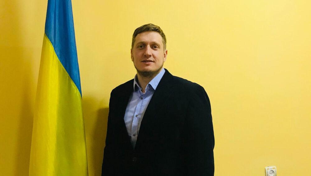 Віталій Мариновський очолив управління Держпраці у Тернопільській області