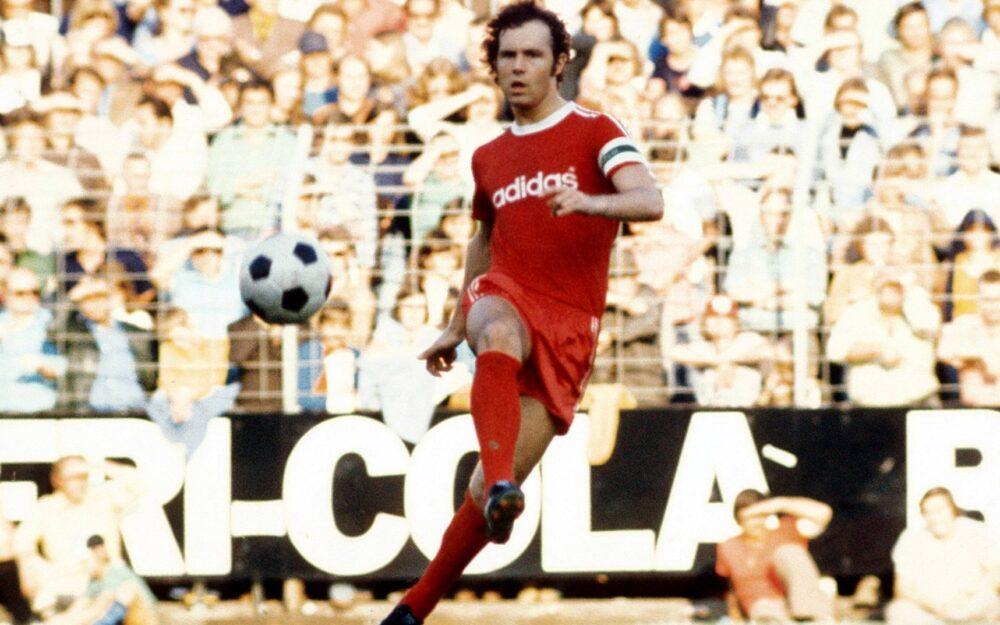 Легенди футболу: володар «Золотого м'яча» 1972 року Франц Бекенбауер