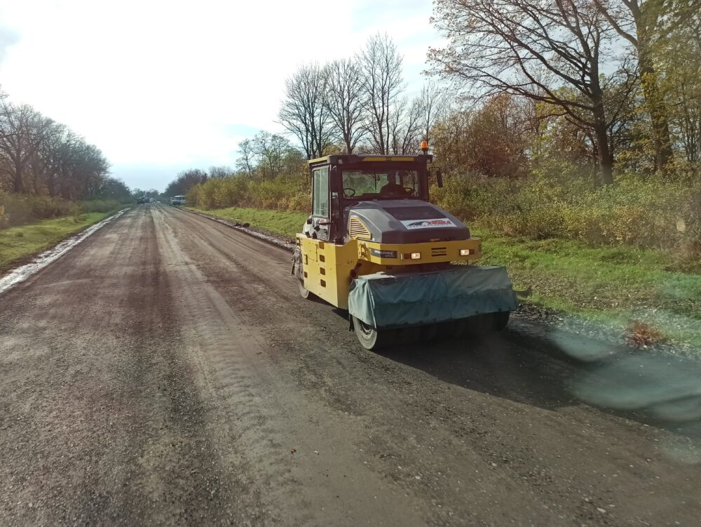 Оголошено тендер: на Лановеччині відремонтують 18 км дороги Снігурівка-Вишгородок
