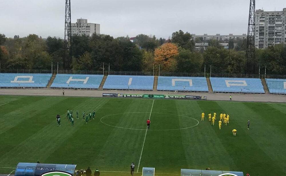 """Тернопільська """"Нива"""" зазнала поразки від аутсайдера першої ліги (ФОТО)"""