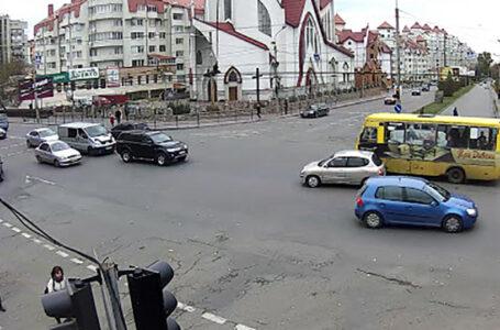 У Тернополі працівник водоканалу збив пішохода і втік з місця ДТП