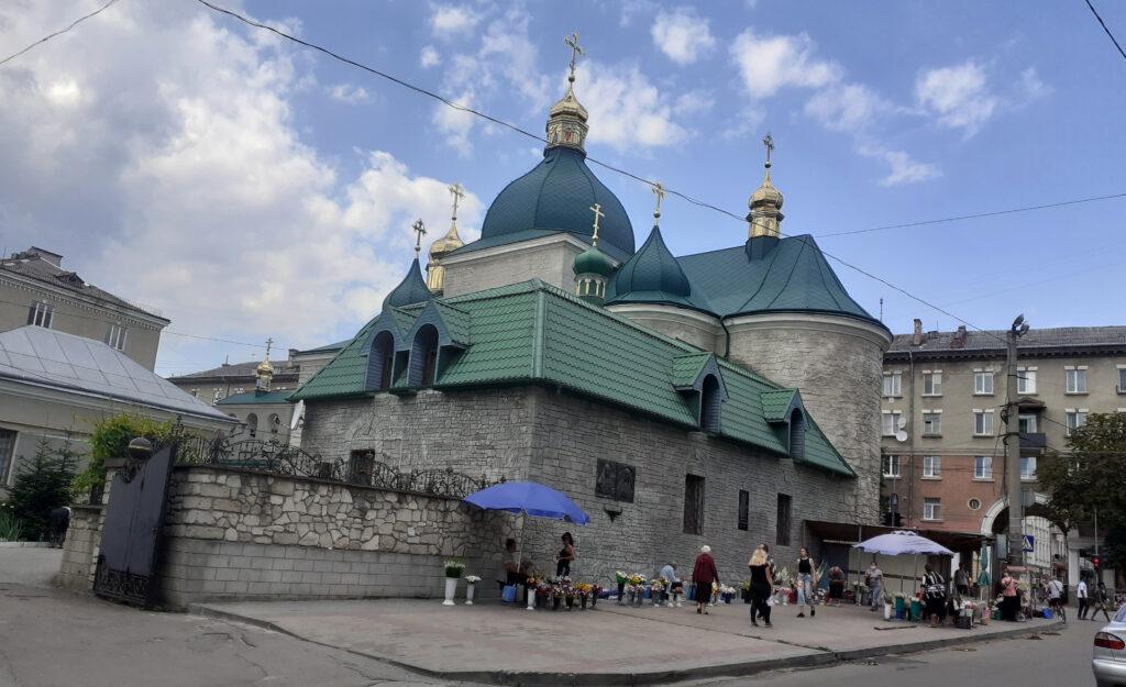 Церква Різдва Христового, Тернопіль