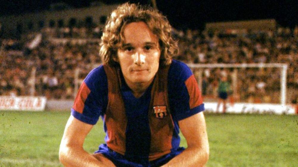 Легенди футболу: володар «Золотого м'яча» 1977 року Аллан Сімонсен