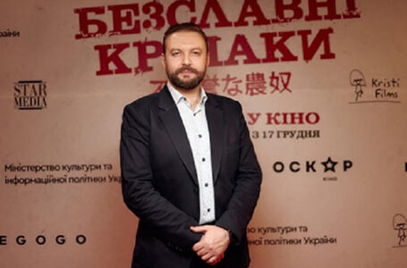 Тернополянин зіграв одну з головних ролей у відомому фільмі (ФОТО)