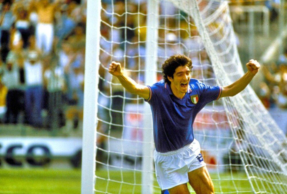 Легенди футболу: володар «Золотого м'яча» 1982 року Паоло Россі