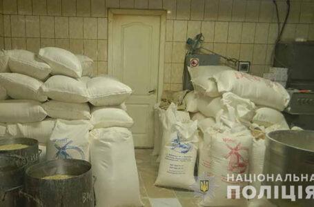 У Борщеві судили чоловіка, який викрав з пекарні 25 мішків борошна