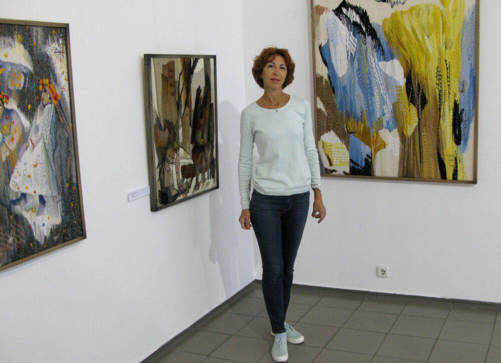 Гобелен тернопільської художниці визнали одним з найкращих у світі (ФОТО)