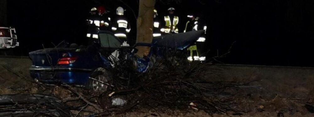 У Польщі в результаті ДТП загинули двоє молодих українців