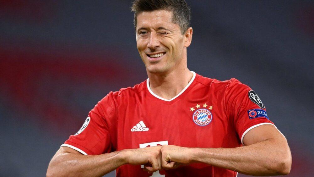 Легенди футболу: кращий гравець світу 2020 року — Роберт Левандовський