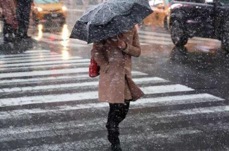 Погода на Тернопільщині у вихідні: вночі приморозки, вдень – дощ зі снігом