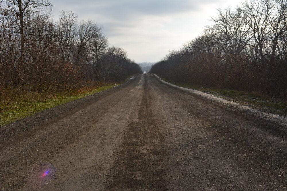 Поблизу села Скорики почали ремонтувати дорогу Збараж-Підволочиськ (ФОТО)
