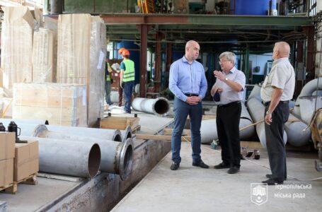 Завдяки модернізації комунальних підприємств у Тернополі вдається стримувати тарифи