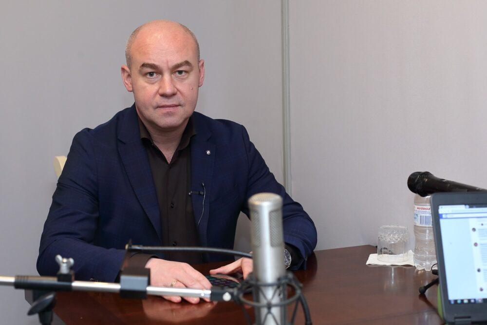 Сергій Надал звітує: що зроблено в Тернополі за першу половину січня 2021 року