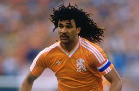 Легенди футболу: володар «Золотого м'яча» 1987 року Рууд Гулліт