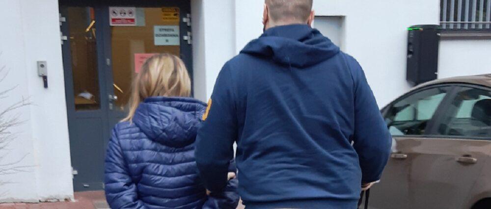 Наші схеми у Польщі не працюють – п'яна українка скоїла ДТП і не змогла обдурити поліцію