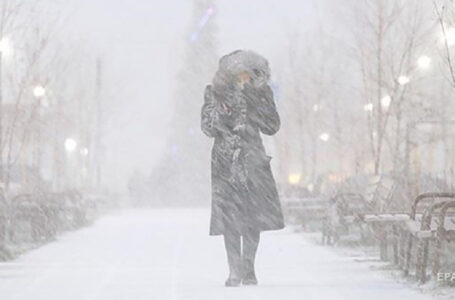 Погода на Тернопільщині 13-14 січня: снігопади та мороз