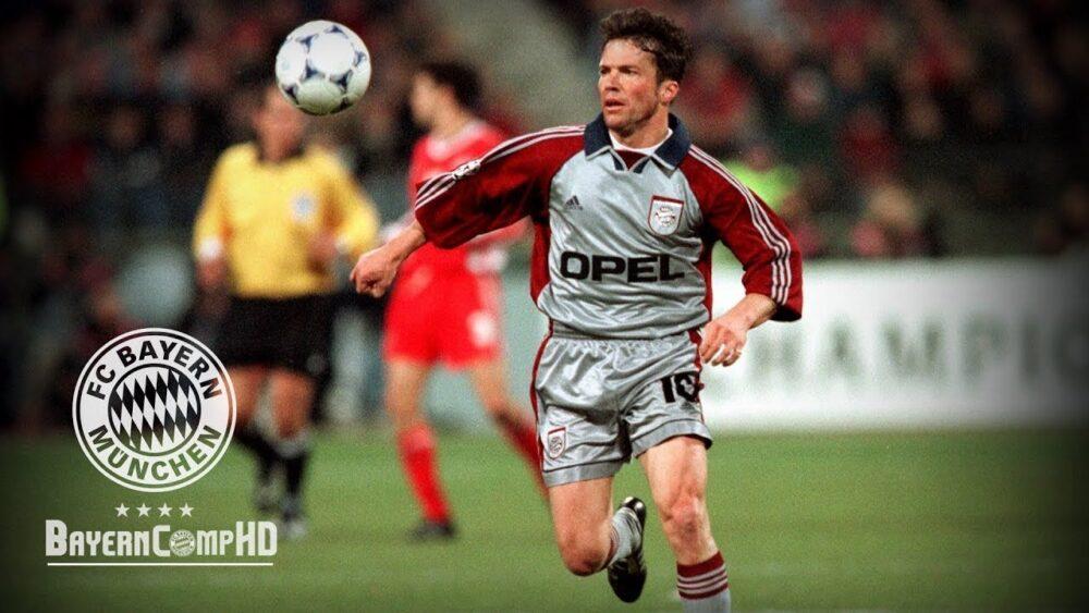 Легенди футболу: володар «Золотого м'яча» 1990 року Лотар Маттеус