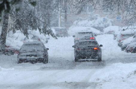 Погода на Тернопільщині у вихідні: хурделиці, дощі та морози