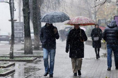 Погода на Тернопільщині на Різдво: дощі, морози та ожеледиця