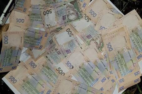 У лісах Тернопільщини спіймали першого в цьому році хабарника – вимагав 60000 гривень (ФОТО)