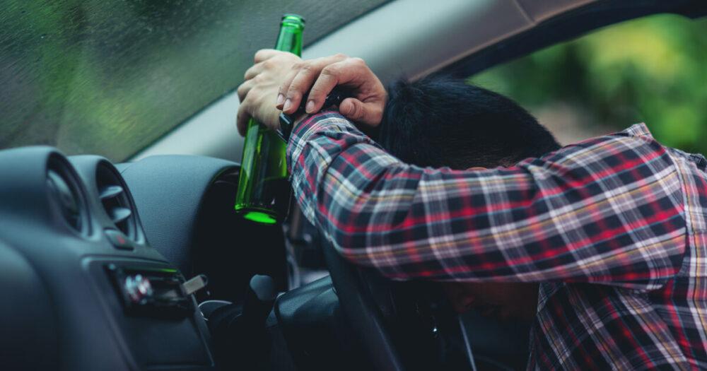 У Тернополі водій автомобіля отримав 40800 гривень штрафу – третя п'янка впродовж року