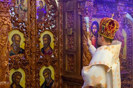 На Теребовлянщині у Підгорянському монастирі освятили новий іконостас (ФОТО)