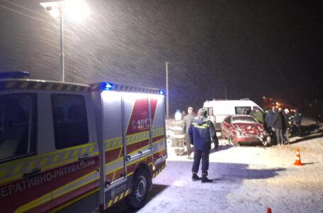 На Гусятинщині смертельна аварія – одна жінка загинула, іще двоє осіб травмовано (ОНОВЛЕНО)