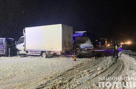 Четверо травмованих: у поліції розповіли деталі аварії, яка трапилася поблизу Тернополя (ФОТО)