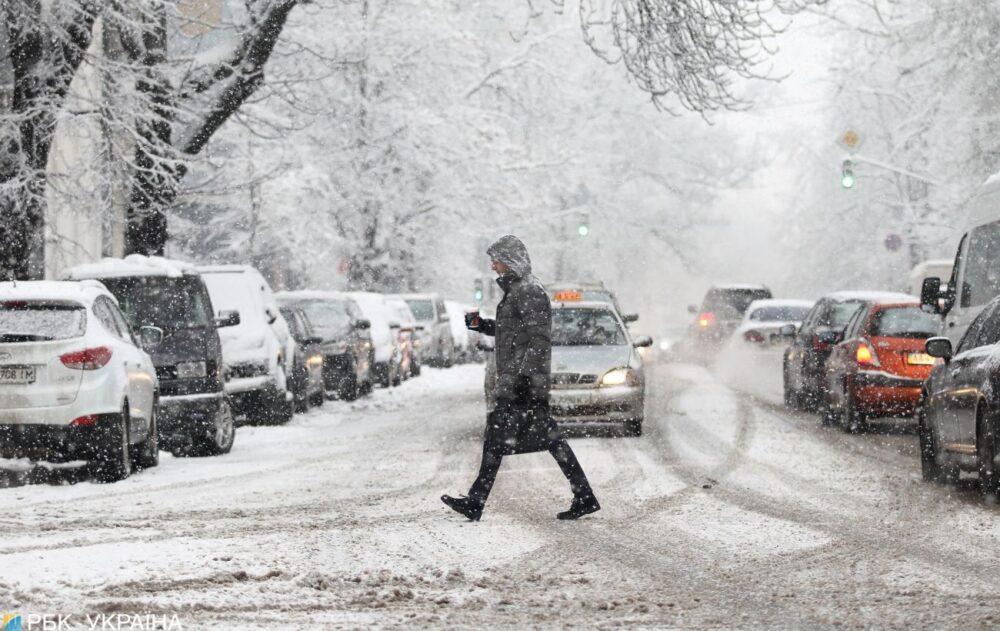 Погода на Тернопільщині у вихідні: повернення морозів та снігопади