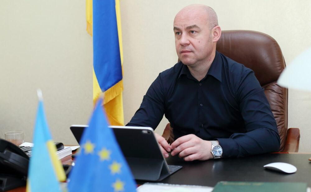 Сергій Надал: впроваджуємо додаток  «Тернопіль у смартфоні» – переваги «електронного кабінету тернополянина»