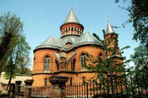 Вірменська церква, Чернівці