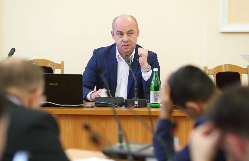 Сергій Надал: «Тернопільський міський стадіон носитиме ім'я Романа Шухевича»