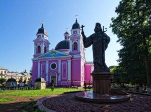 Собор святого Духа, Чернівці