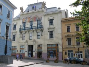 Чернівецький художній музей