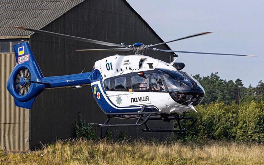 На Тернопільщині хворих із віддалених сіл доставлятимуть у лікарні гелікоптерами (ФОТО)