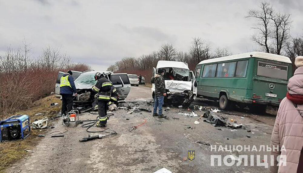 Троє загиблих: у лікарні помер іще один чоловік, який потрапив в аварію на Борщівщині