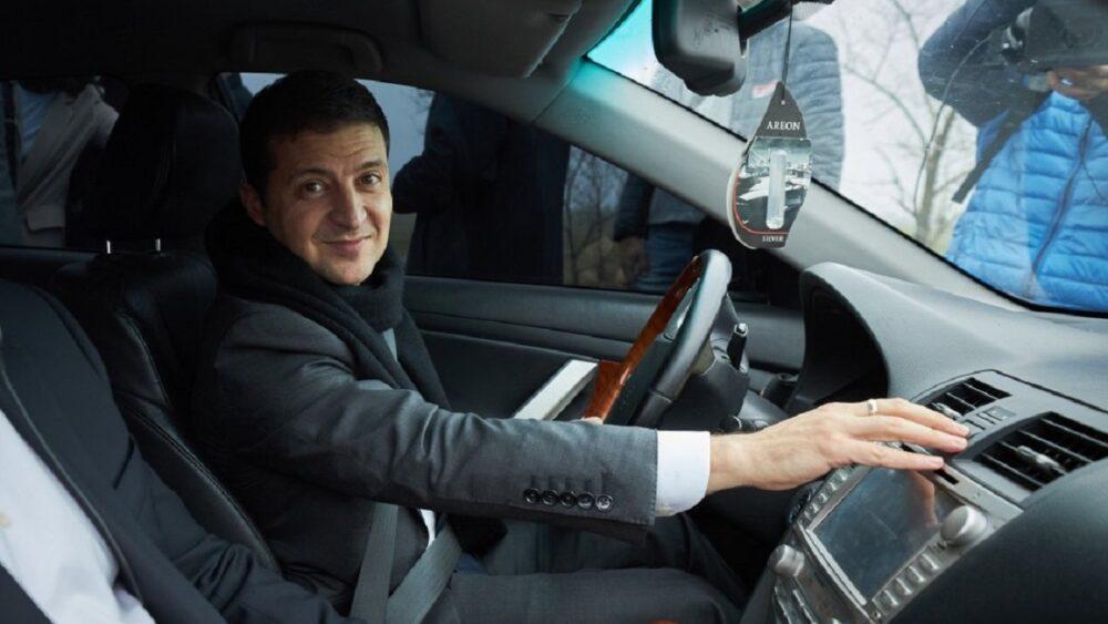 Володимир Зеленський підписав закон про підвищення штрафів за водіння в нетверезому стані