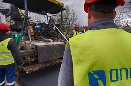 """Служба автомобільних доріг уклала договір з """"Онуром"""" на ремонт автошляху від Бережан до Тернополя"""