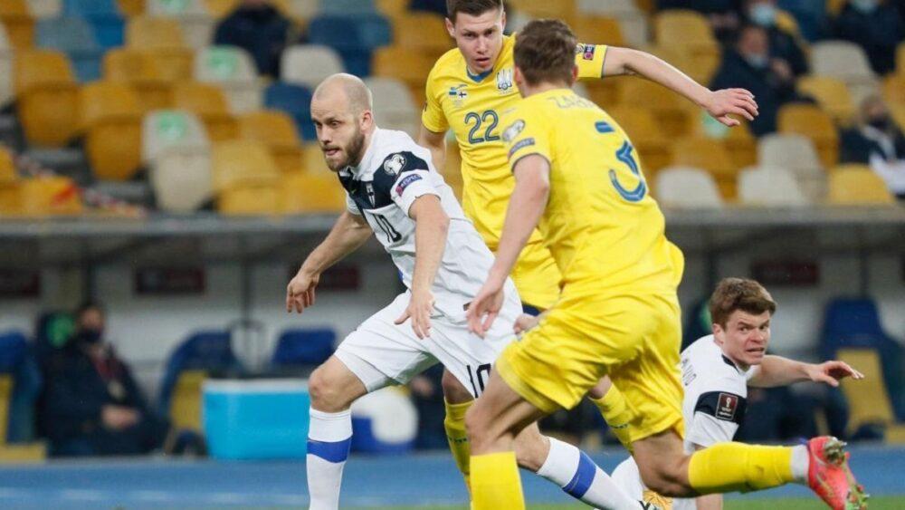 ЧС-2022: збірна України втратила очки у матчі з Фінляндією (ВІДЕО)