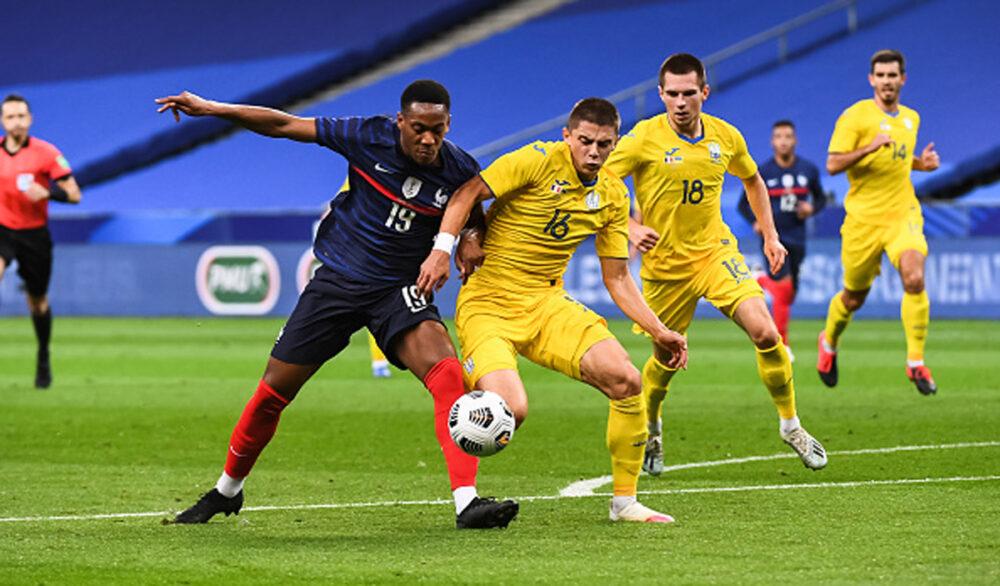 Франція – Україна: відео голів та огляд матчу відбору на ЧС-2022
