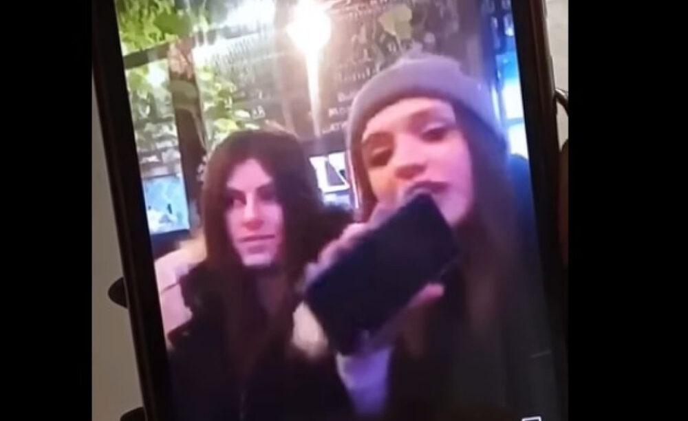У мережі з'явилося відео цькування юної тернополянки (ВІДЕО)