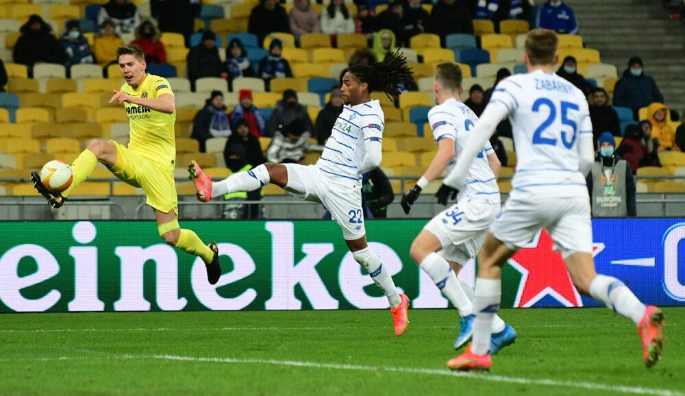 Пропустили 5 м'ячів: Динамо і Шахтар програли перші матчі 1/8 фіналу Ліги Європи (ВІДЕО)