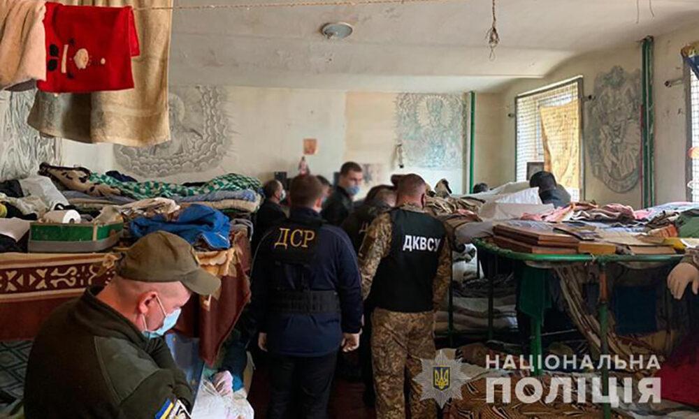 """У Чортківській тюрмі викрили """"смотрящого"""", який поширював наркотики і ділив """"общак"""" (ВІДЕО)"""