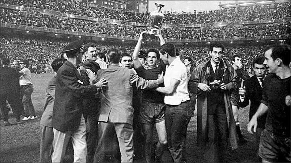 На шляху до Євро'2021: другий чемпіонат Європи — 1964 рік