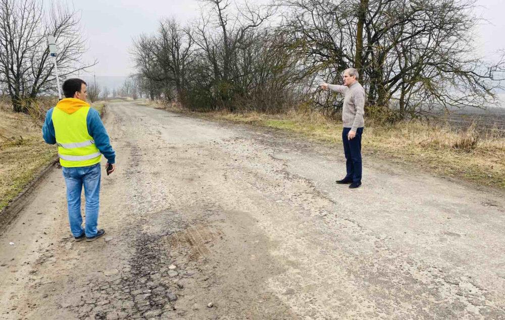 Оголошено тендер: відремонтують 34 км дороги Жовнівка-Коржова